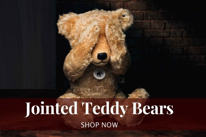Jointed Teddy Bears