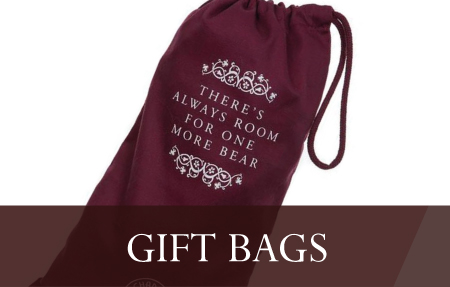 Charlie Bears Gift Bags