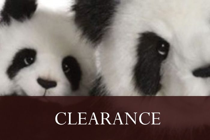 Charlie Bears Clearance